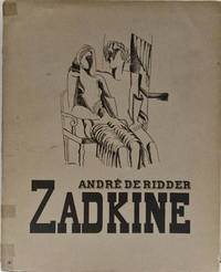 Zadkine (SIGNED) by  Andre de and Marc Vaux Ridder - Paperback - Signed First Edition - 1929 - from BohemianBookworm and Biblio.com