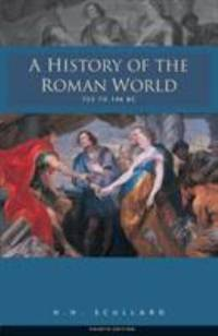 A History of the Roman World 753-146 BC