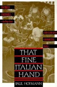 That Fine Italian Hand : A Wry Close Up of a Resourceful People