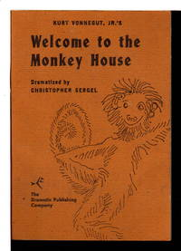 WELCOME TO THE MONKEY HOUSE.