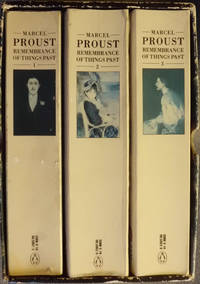 Proust: Remembrance of Things Past. 3 Volumes