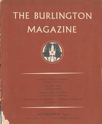 image of The Burlington Magazine (September 1952, Volume XCIV)