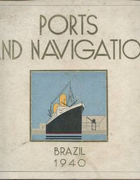 The United States of Brazil. New York World's Fair 1939. Ports, Rivers and Navigation of...