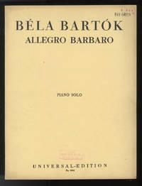 [BB 64]. Allegro barbaro [Solo piano]