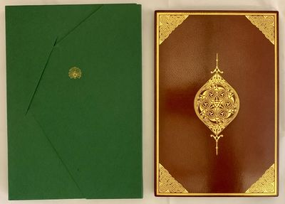 New York: Khepri Press, . Limited Edition. Full Leather. Fine. Fine binding, like new. Double-sided ...