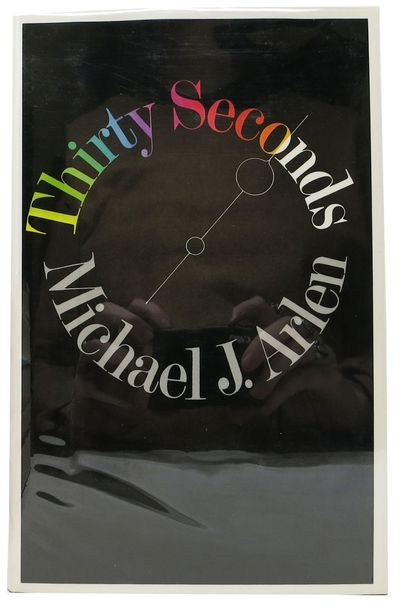 New York: Farrar, Straus & Giroux, 1980. 1st edition. Black cloth spine with blue boards. Dust jacke...