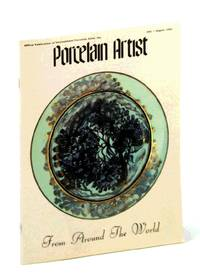 Porcelain Artist [Magazine] July / August [Aug.] 1989: Violets - A Piece of Cake