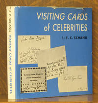 VISITING CARDS OF CELEBRITIES