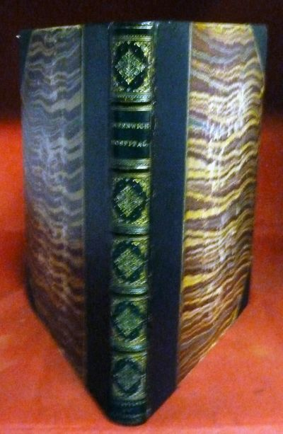 London: James Robbins, 1826. First edition. Hardcover. 19th century three quarter black morocco, mar...
