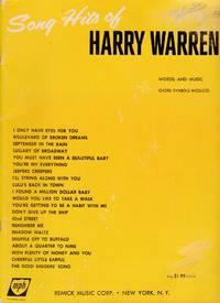 image of Song Hits of Harry Warren