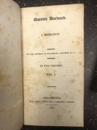 QUENTIN DUWARD; A ROMANCE [VOLUME 1 ONLY]