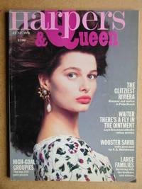 image of Harpers & Queen. June, 1985.