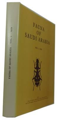 Fauna of Saudi Arabia. Basle, Switzerland: Pro Entomologia