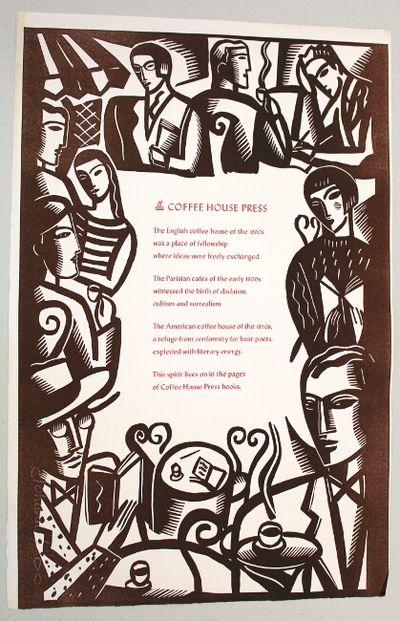 : Coffee House Press, n.d., 1992. 12