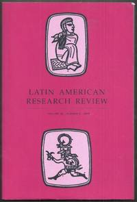 Latin American Research Review. Volume 35, Number 3, 2000