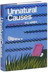 Unnatural Causes [with Signed Bookplate Laid In]