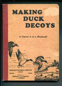 Making Duck Decoys