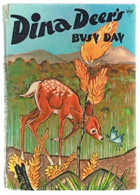 Dina Deer's Busy Day (Collectible Children's Books, Color Lithographs)