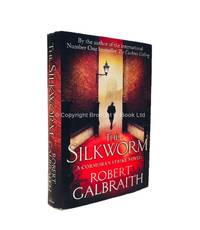 The Silkworm Signed Robert Galbraith
