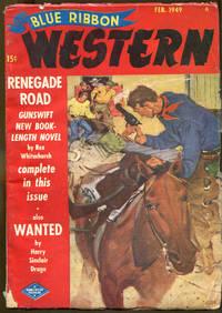 Blue Ribbon Western: February, 1949