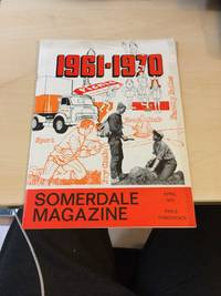 image of Somerdale Magazine. Vol. 10, No. 4, April 1970. The House Journal of J. S. Fry & Sons