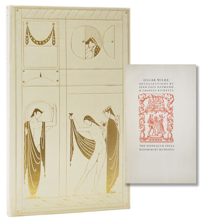 Bloomsbury: Nonesuch Press, 1932. First edition, Number 773 of 800 numbered copies printed by Geo. W...