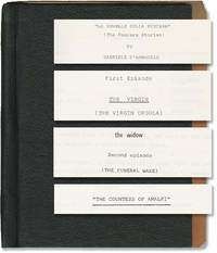 image of Le Novelle Della Pescara (Three original screenplays for an unproduced television series)