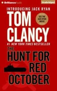 image of The Hunt for Red October (A Jack Ryan Novel)