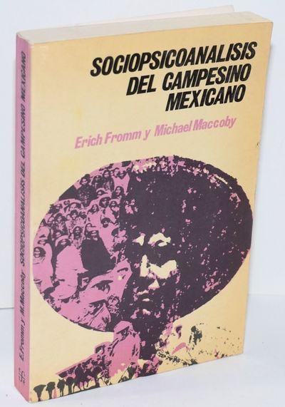 Mexico D.F.: Fondo de Cultura Economica, 1974. 395p., amplified with a few tables, textblock is sewn...