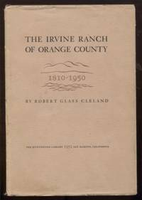 image of The Irvine Ranch of Orange County 1810-1950