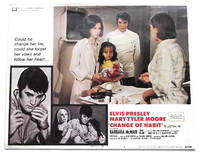 image of Elvis Presley Change of Habit Set of 8 U.S. Lobby Cards