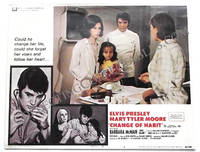 Elvis Presley Change of Habit Set of 8 U.S. Lobby Cards
