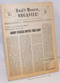 image of Don't mourn, organize! Vol. 3, no. 1 (Jan. 1979)