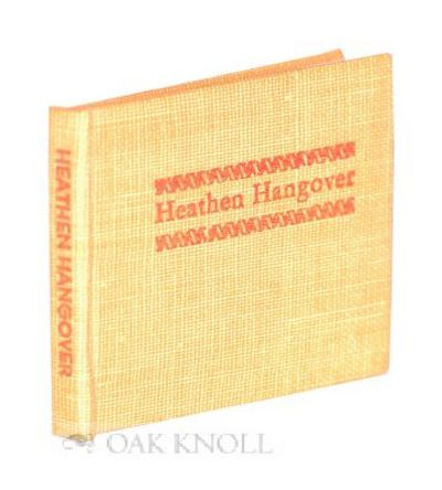 Spartanburg, SC: Kitemaug Press, 1992. cloth, title stamped on spine and front cover. Miniature Book...