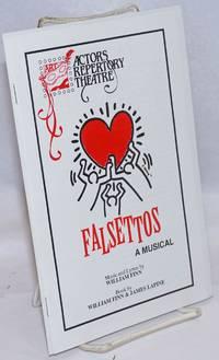 Actors Repertory Theatre presents Falsettos playbill