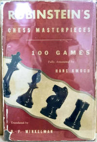 image of Rubinstein's Chess Masterpieces:  100 Games