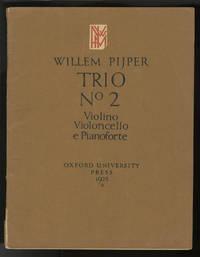 Trio No. 2 [Score and parts] Violino Violoncello e Pianoforte