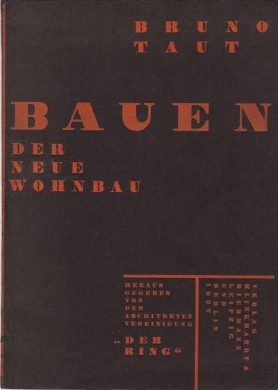 Leipzig: Klinkhardt & Biermann, 1927. Paperback. Very Good. Herausgegeben von der Architekten verein...