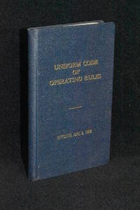 image of Uniform Code of Operating Rules (Effective June 2, 1968)