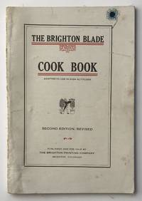 Brighton Blade Cook Book