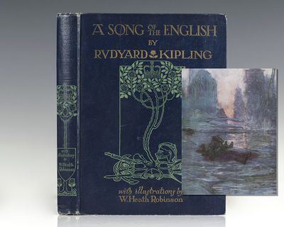 London: Hodder & Stoughton, 1909. First edition of this wonderfully illustrated work by Robinson. Qu...