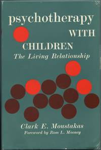 image of Psychotherapy With Children: The Living Relationship