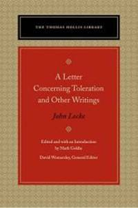 image of A Letter Concerning Toleration and Other Writings (The Thomas Hollis Library)