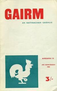 Gairm : An Raitheachan Gaidhlig : Summer 1965 - No 51