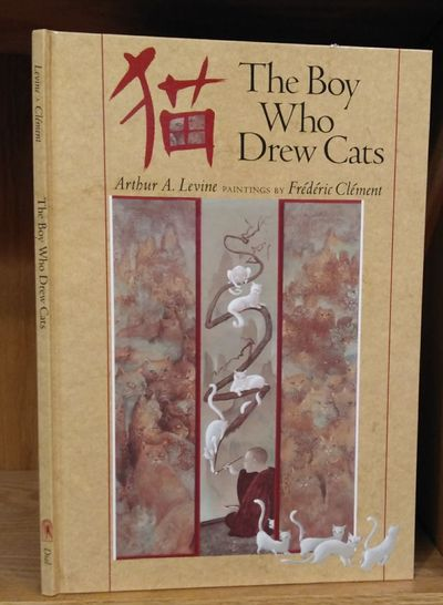 New York: Dial Books, 1993. First Edition. Hardcover. thin 4to. picture book, unpaginated, VG/VG; ta...