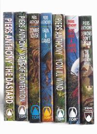 XANTH:  Demons Don't Dream; Roc and a Hard Place; Yon Ill Wind; Faun and Games; Zombie Lover;...