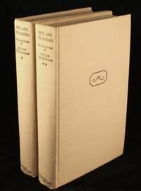 Men and Memories, Recollections of William Rothenstein, 1872-1900 (Volume I);  1900-1922 (Volume II)