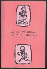 Latin American Research Review. Volume 37, Number 3, 2002