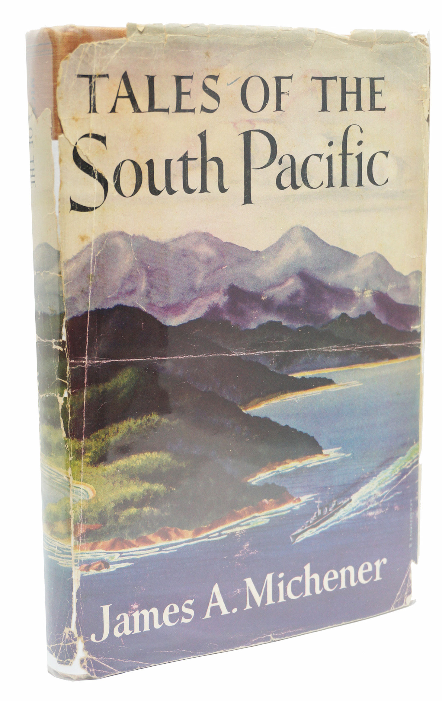 Michener, James A. TALES OF THE SOUTH PACIFIC 1st Edition Thus 1st Printing