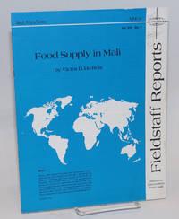 Food supply in Mali